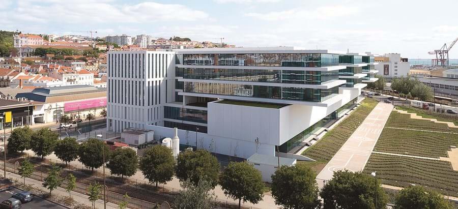 Unidade em Alcântara tem seis pisos acima do solo e quatro subterrâneos