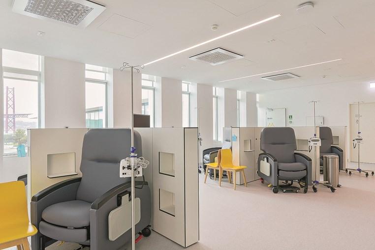 Hospital de Dia Oncológico é uma das apostas do grupo CUF