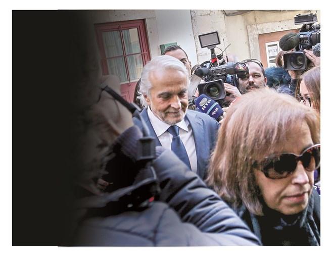 Rui Rangel e Fátima Galante exerciam funções no Tribunal da Relação de Lisboa à data dos factos. Os desembargadores foram afastados da magistratura