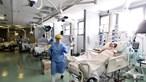 GRÁFICO | Mais 35 pessoas internadas no dia em que Portugal regista o segundo pior número de infetados diários por Covid-19