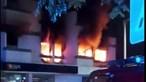 Corpo encontrado carbonizado dentro de casa uma semana após fogo consumir casa em Cascais