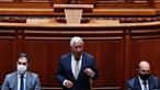 Costa abre quase quatro horas de debate sobre o Estado da Nação. Rui Rio ausente