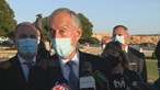 Presidente da República promulga uso obrigatório de máscara na rua por 70 dias