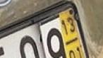 Matrícula falsa tira carro a agente da polícia de Lisboa