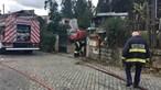 Incêndio destrói casa e deixa sete pessoas desalojadas em Barcelos