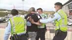 Multidão apinhada e alta tensão à porta do autódromo em Portimão acaba com um detido