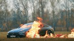 Youtuber incendeia Mercedes-AMG GT 63 S de 220 mil euros por vingança