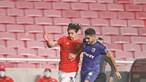 Foi marcar e descansar. Benfica vence Belenenses SAD por 2-0