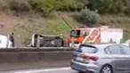 Acidente junto a Santa Iria condiciona circulação de trânsito na A1 no sentido Sul - Norte