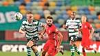 Bazuca do banco salva o Sporting frente ao Gil Vicente