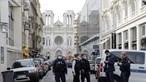 """""""França está a ser atacada"""": Macron coloca sete mil militares nas ruas após ataque a catedral de Nice"""