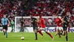 Benfica vence belgas do Standard por 3-0 e continua a convencer na Europa