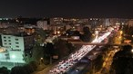 Caos em Lisboa: Operações Stop devido às restrições de circulação causam longas filas de trânsito