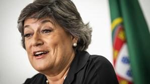 """""""Estranho. Muito estranho..."""": Ana Gomes reage à morte do marido de Isabel dos Santos"""