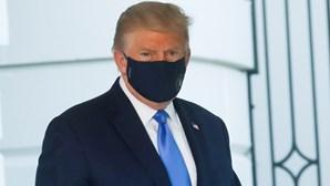 """Trump diz que é """"estúpido"""" EUA fazerem tantos testes ao novo coronavírus"""