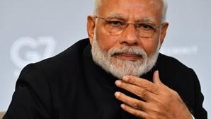 Primeiro-ministro da Índia pede precauções às populações rurais devido à Covid-19