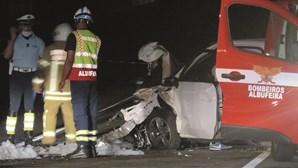 Acidentes no Algarve provocam 18 mortos em nove meses