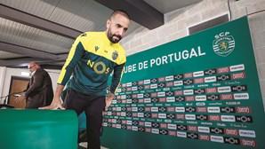 """Rúben Amorim: """"O Sporting não está em pé de igualdade"""""""