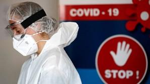 78 mortos e 3262 infetados por coronavírus nas últimas 24 horas em Portugal
