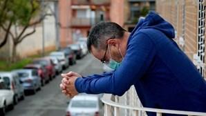 Novos recordes: 10947 infetados e 166 mortos por Covid-19 nas últimas 24 horas