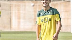 Pote às ordens de Rúben Amorim no Sporting