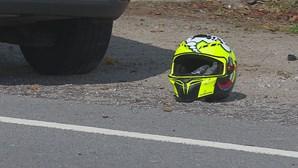 Acidente mata jovem motociclista em Gondomar