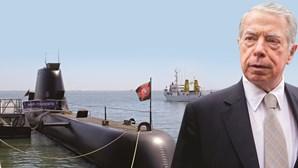 Milhões dos submarinos na agenda secreta de Ricardo Salgado