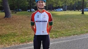 Ciclista Daniela Campos campeã europeia júnior e Iuri Leitão ganha prata em sub-23