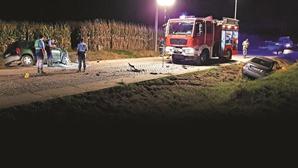 Motorista de Cavaco Silva detido ao se recusar a fazer teste de alcoolemia após colisão mortal
