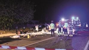Já morreram 19 condutores nas estradas do Algarve desde o início do ano