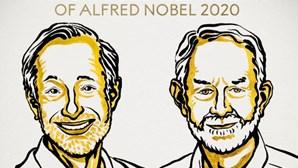 Prémio Nobel da Economia vai para Paul Milgrom e Robert Wilson pela teoria dos leilões