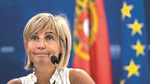 """""""Não vamos ter um Natal igual aos outros"""": Marta Temido alerta para a necessidade de contenção da pandemia"""