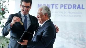 """Autarca Rui Moreira diz que """"desconfiar da classe política é destruir a liberdade"""""""