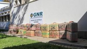 Radar da GNR trava transbordo de haxixe em Olhão