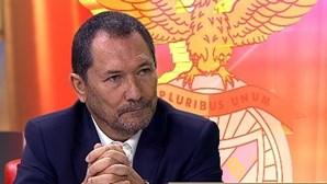 """""""Dizer que Rui Costa é uma marioneta é ridículo"""": Jaime Antunes quebra silêncio sobre crise no Benfica na CMTV"""