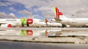 TAP reduz capacidade em 72% e número de voos em 68% em setembro