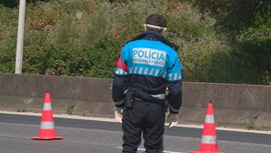 Condutora em contramão na ponte 25 de Abril sem álcool