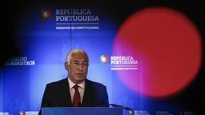 Costa reúne-se na terça-feira com Bloco de Esquerda, PCP e PAN