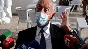 Marcelo Rebelo de Sousa admite medidas mais restritivas para travar pandemia