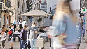 Portugal dividido em quatro níveis de risco: Saiba como está o seu concelho