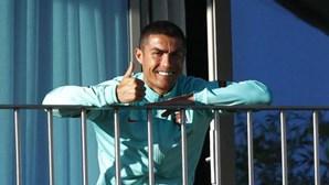 """Arrogância"" e ""falta de respeito"": Ministro italiano do desporto responde a Cristiano Ronaldo"
