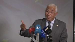 Costa diz não excluir recolher obrigatório caso a situação da pandemia da Covid-19 se agrave