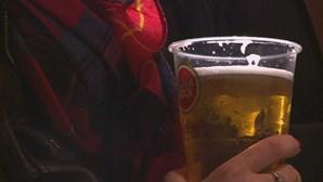Portugal lidera tabela mundial dos países onde menos pessoas se embriagaram, revela estudo