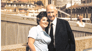 Lúcio Tomé Feteira, o homem que Rosalina Ribeiro amava e que serviu toda a vida