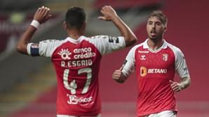 Sporting de Braga vence Nacional e soma segundo triunfo consecutivo na I Liga