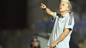 Jorge Jesus ataca Bernardo Silva e acusa jogador de ingratidão para com Luís Filipe Vieira