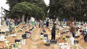 Cemitérios fechados ou condicionados no Dia de Todos os Santos