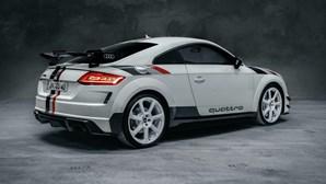 Audi celebra 40 anos do sistema quattro com TT RS especial