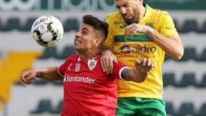 Paços de Ferreira estreia-se a vencer na I Liga frente ao Santa Clara