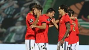 Benfica vence Rio Ave por 3-0 e cimenta primeiro lugar na Liga